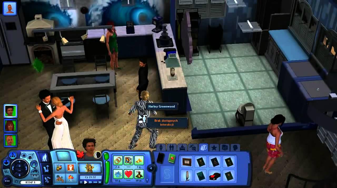 Zagrajmy W The Sims 3 Rajska Wyspa ślub I Szklarnia 6