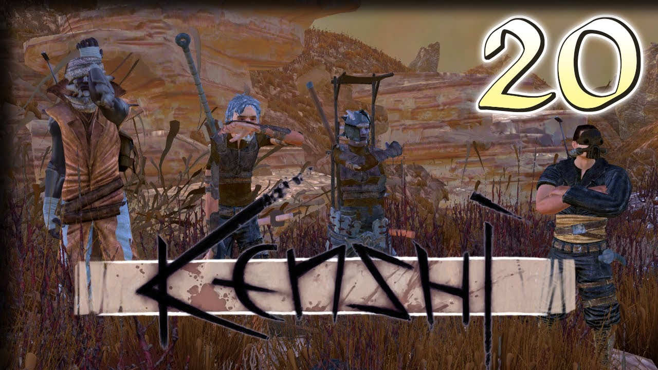 Spider Problems – Kenshi Gameplay – Let's Play Part 20