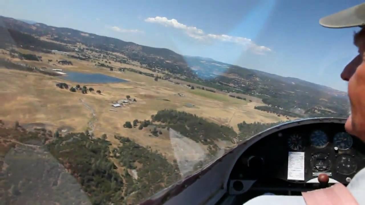 first flight in a glider sailplane youtube