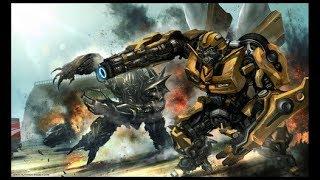 Transformer (Bumblebee VS Bonecrusher)