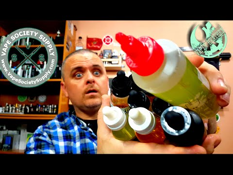 Masive F'N Juice Review | Vape Society Supply