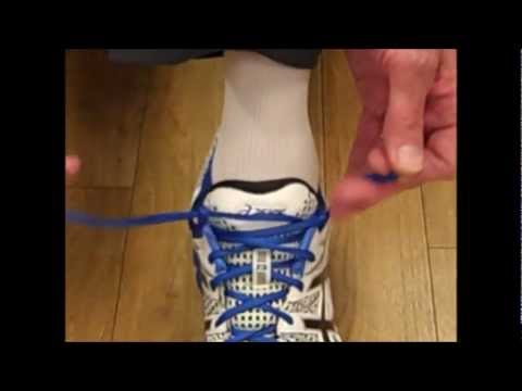 How to Lace Your Running Shoes
