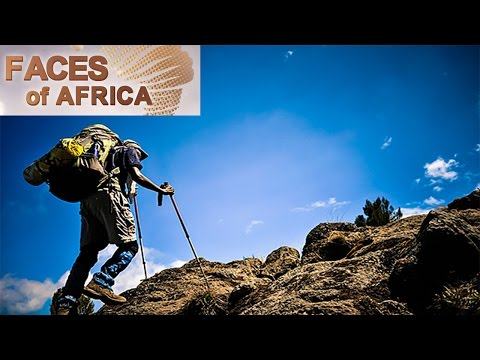 Faces of Africa— Conquering Kilimanjaro Part 2 06/26/2016