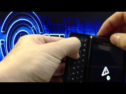 How to Master Reset the Droid 2 (A956)