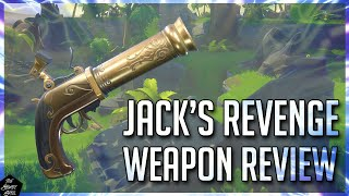 FORTNITE STW: JACK'S REVENGE IN DEPTH REVIEW!