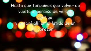 Summer Paradise - Simple Plan ft. Sean Paul (Official Lyrics Español).
