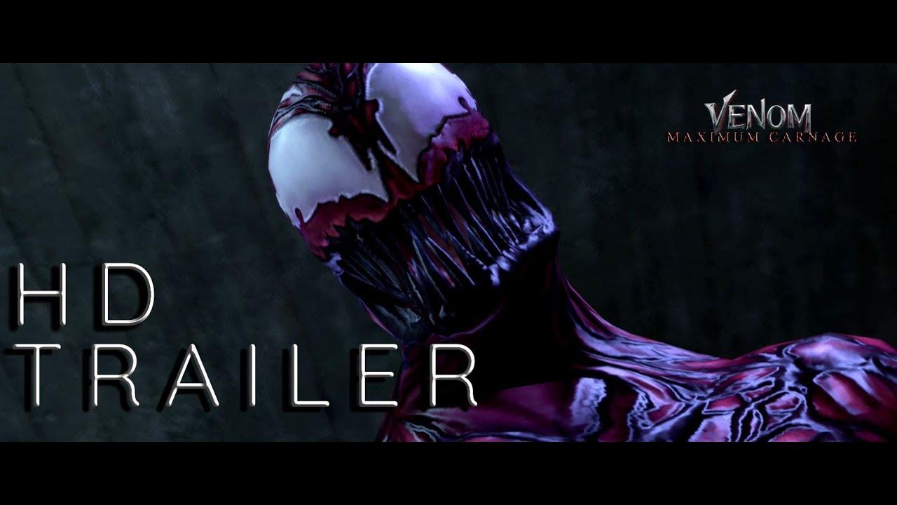 Venom 2 Maximum Carnage Animated Trailer Tom Hardy Woody
