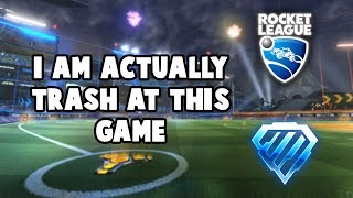 I Am Actually Trash At This Game | Rocket League PC |*NEW !FLIPCOIN!*