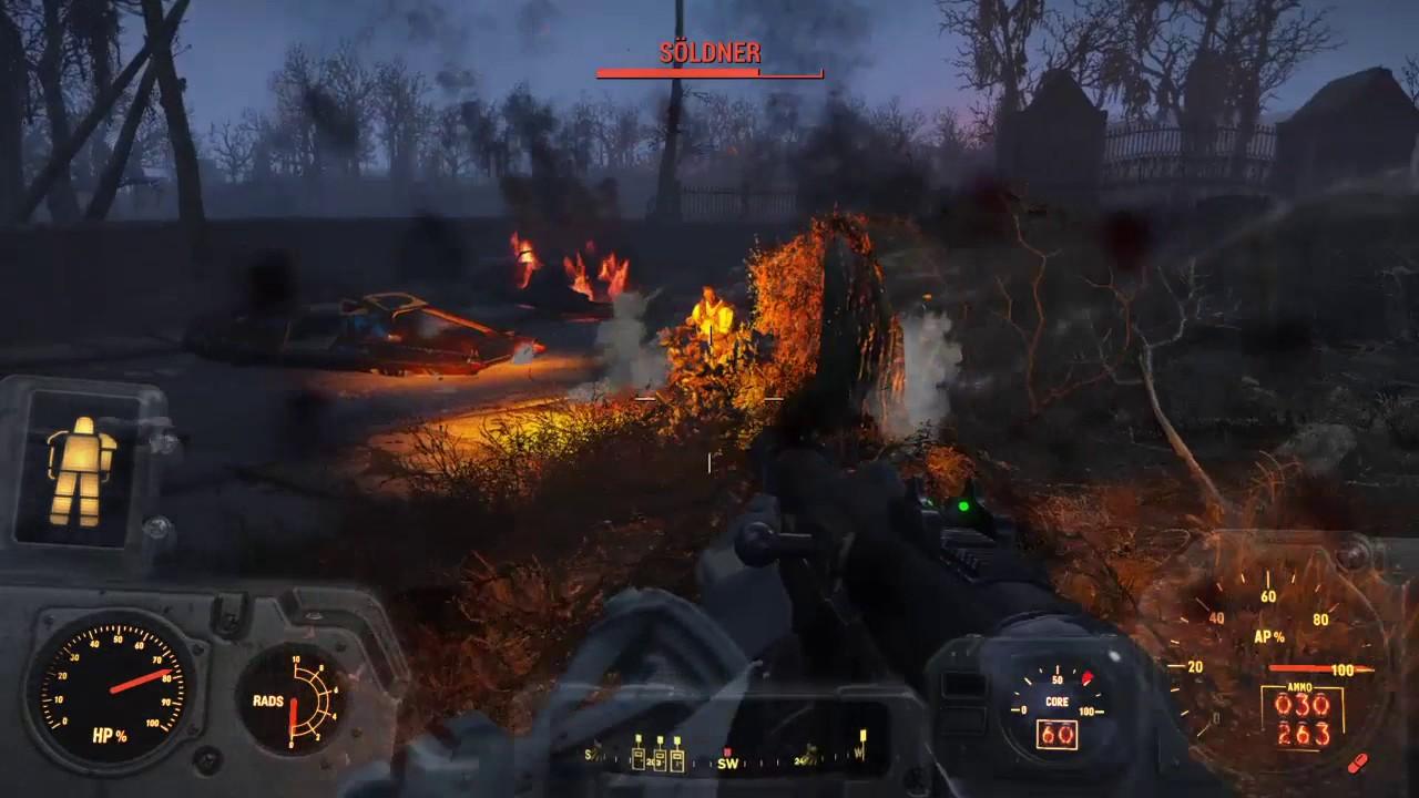 Fallout 4 Spurlos Verschwunden