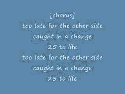 25 to life eminem