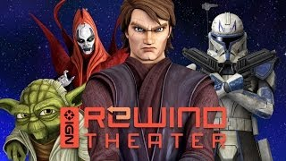 Star Wars: The Clone Wars - Season 6 Trailer - IGN Rewind Theater