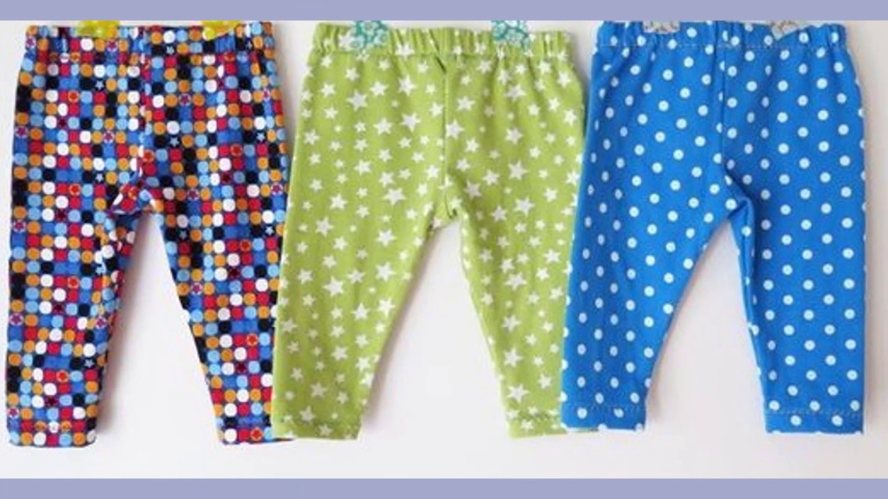 Pantalon Ninos 2 A 3 Anos Molde Bermuda Capri Short Ropa