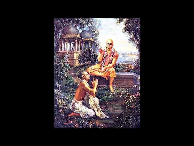 Анубхава лекция 1 (Факультатив по Бхакти-расамрита-синдху лекция 14)