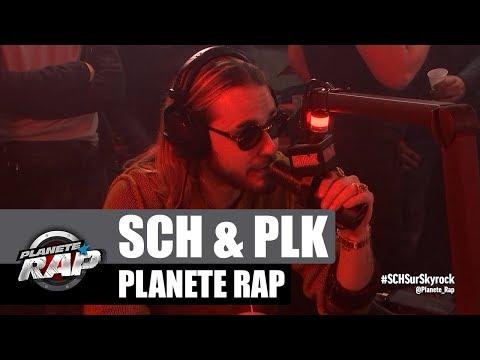 Youtube: SCH & PLK – Moments forts #PlanèteRap