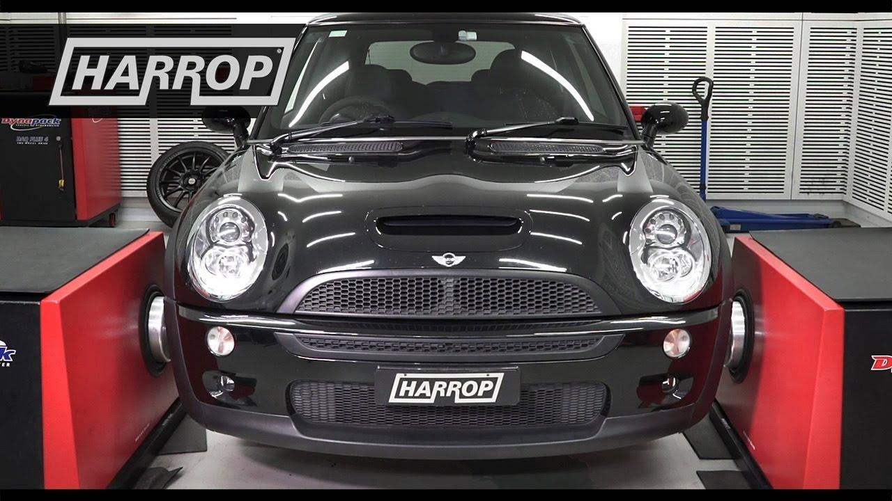 Harrop MINI R53 Cooper S | TVS900 Supercharger Kit ...