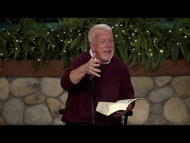 Under His Tree - Genesis 35:1-5 - Jon Courson