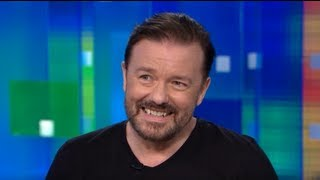 Ricky Gervais On Atheism, Nails It