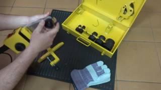 Выбор Аппарат для сварки пластиковых труб. Обзор, тест, вскрытие