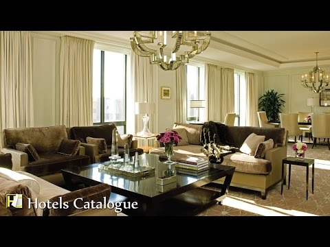 The Most Luxurious Presidential Suites in Washington D.C