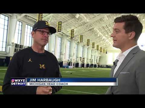 Inside the Huddle with Jim Harbaugh: Harbaugh won