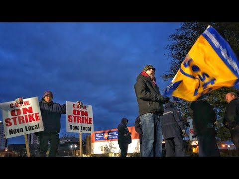 Canada Post employees begin rotating strikes