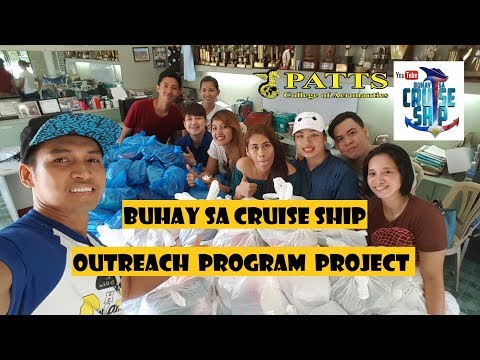 BSCS OUTREACH PROGRAM PROJECT (Buhay Sa Cruise Ship)