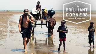 Riding Wooden Boards in MADAGASCAR | Brilliant Corners - Episode 1 Chapter 2