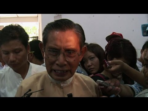 Veteran Myanmar pro-democracy campaigner Win Tin dies