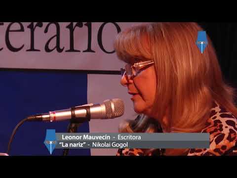 Resultado de imagen para Leonor Mauvecin