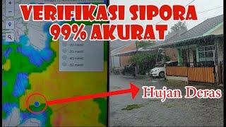 Verifikasi SIPORA | Verifikasi Radar Cuaca Sangat Akurat screenshot 1
