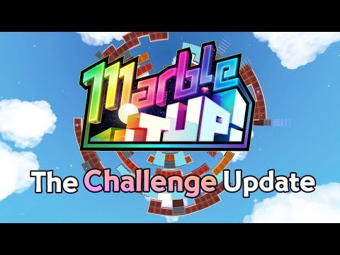 Marble It Up! - The Challenge Update Teaser Trailer