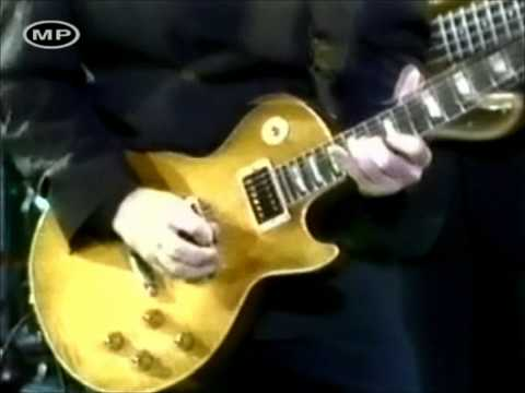 Gary Moore - All Your Love Live
