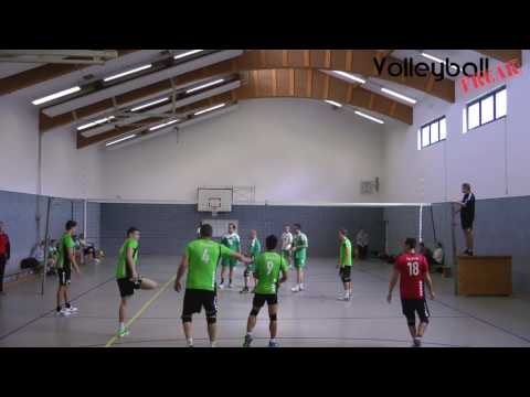 Volleyball NRW Landesliga 16/17: TKSV Duisdorf vs TVA Hürth