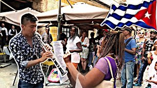 LA VIDA ES UN CARNAVAL desde la Habana Cuba / Au Music