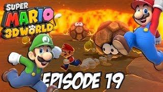 Super Mario 3D World: Let's Fun | 100 seconde chrono | Episode 19 Thumbnail