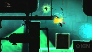 Rayman Legends Walkthrough: 20,000 Lums Under the Sea - The Deadly Lights