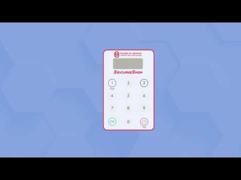 PBe Tutorials: SecureSign Token