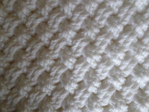 Keltische Weefsteek Haken Toer 12 En 3 Celtic Weave Stitch