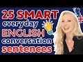 25 Smart Sentences for Daily Use in English Conversation   Improve English Conversation Skills
