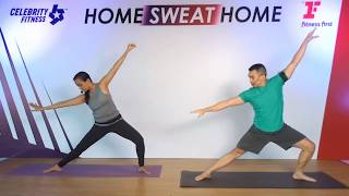 BODYBALANCE - Yoga Based Fitness - HOME SWEAT HOME ONLINE Home Workout Series