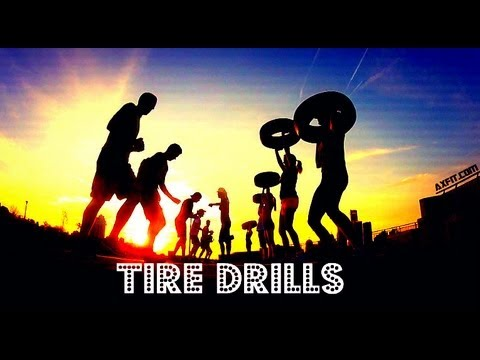 AXFIT - Tire Workout Fitness Training Ideas