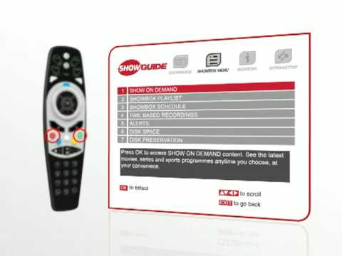 time video on demand service