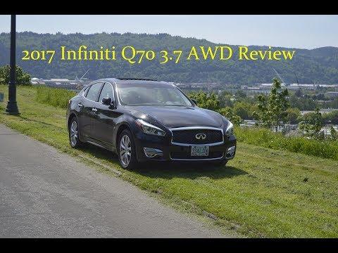 2017 18 Infiniti Q70 Review