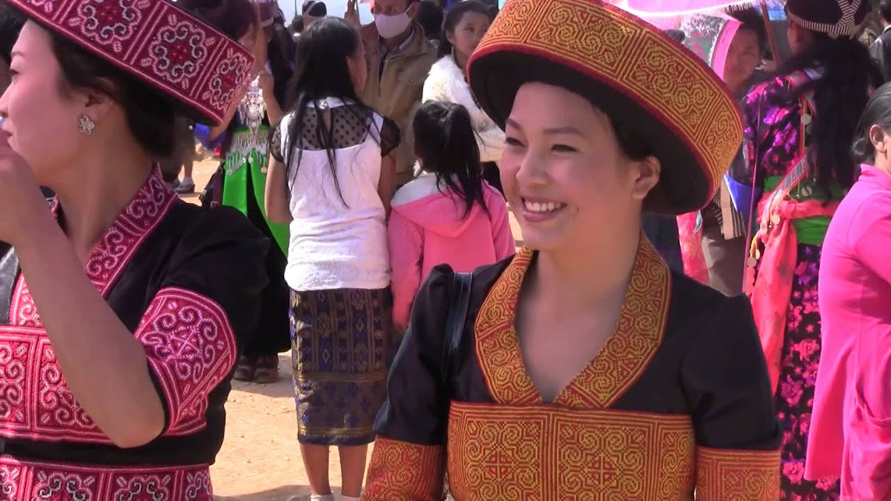 Hmong girls movie video were