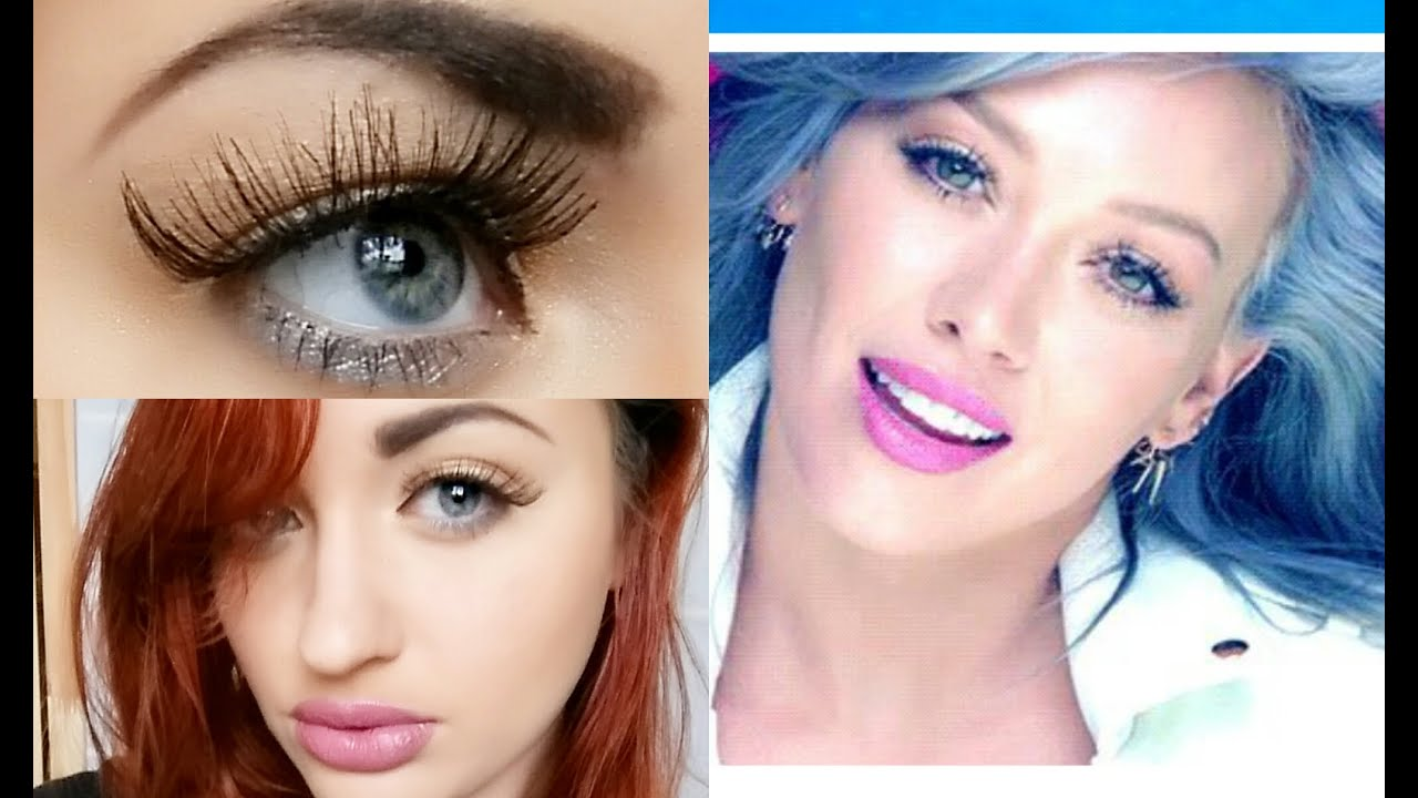 hilary duff makeup tutorial - photo #8