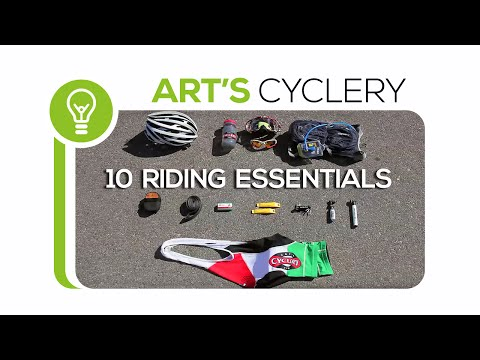 10 Bicycle Riding Essentials
