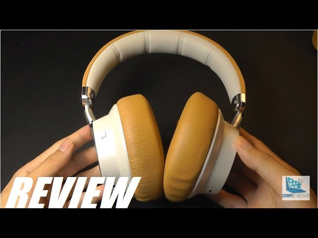 Review Boltune Anc Noise Cancelling Bluetooth Headphones Bh011 Youtube