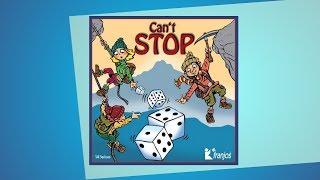 Can't stop! (Brettspiel, franjos, 2011)