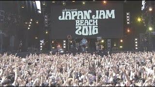 5月5日、ロッキング・オン・ジャパンによる初夏のロックフェス『JAPAN JAM BEACH 2016』の最終日が開催された。キュウソネコカミが「ビビった」を披. ゴールデンボンバー、 ...