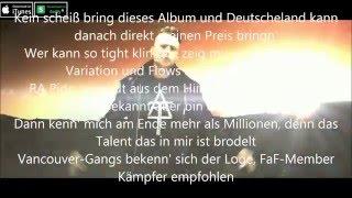 RAPIDO - Intro Infinitus Exitium | JMC | Qualifikation Lyrics